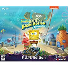 Spongebob Squarepants: Battle for Bikini Bottom - Rehydrated - F.U.N. Edition (PC) - PC F.U.N. Edition