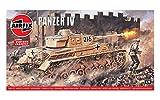 エアフィックス 1/76 ヴィンテージクラシックス ドイツ軍 4号戦車 F1/F2型 プラモデル X-2308V