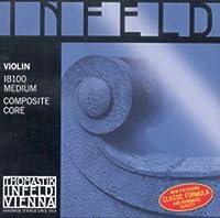 CUERDAS VIOLIN - Thomastik (Infeld Azul/Ib100) (Juego Completo) Medium Violin 4/4