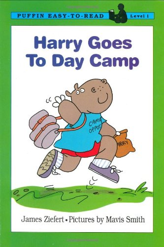 Harry Goes to Day Camp: Level 1 (Puffin Easy-to-Read)の詳細を見る