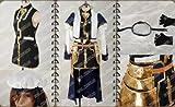 高品質コスプレ衣装 魔法少女リリカルなのはAs 八神はやて コスチューム、コスプレ