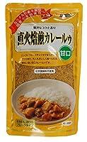 ムソー 直下火焙煎カレールゥ(甘口) 170g ×4セット
