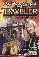 Traveler: Highlights of Europe - Paris/Amsterdam/Prague/Athens/Greek Islands