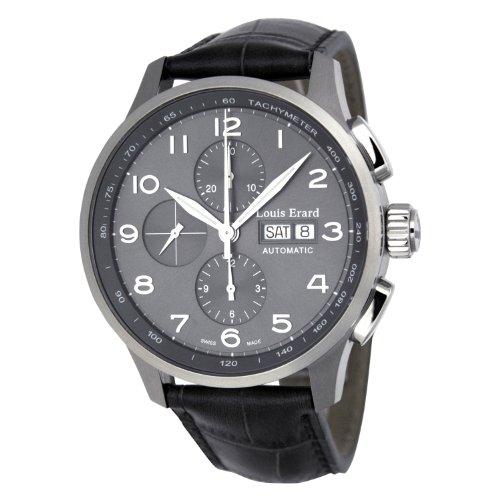 腕時計 1931 クロノグラフ グレー 自動巻き メンズ 78228AS13.BDC56 メンズ ルイ・エラール