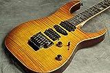 Ibanez アイバニーズ エレキギター J-Custom RG8570Z Bright Brown Rutile
