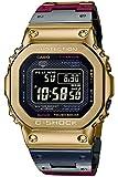 [カシオ] 腕時計 ジーショック Bluetooth 搭載 電波ソーラー GMW-B5000TR-9JR メンズ ゴールド