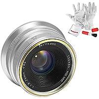 EOS-Mマウントカメラ対応 Canon 魚眼レンズ Pergearクリーニングキットセット同梱 7artisans 7.5mm f2.8 1年保証 MF