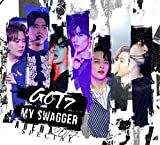 """GOT7 ARENA SPECIAL 2017""""MY SWAGGER""""in 国立代々木競技場第一体育館(完全生産限定盤)"""