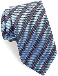 (カナーリ) CANALI メンズ ネクタイ Stripe Silk X-Long Tie [並行輸入品]