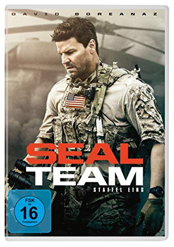 SEAL Team: Staffel 1. 6 DVDs