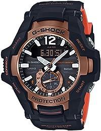 [カシオ]CASIO 腕時計 G-SHOCK ジーショック グラビティマスター Bluetooth搭載 ソーラータイプ GR-B100-1A4JF メンズ