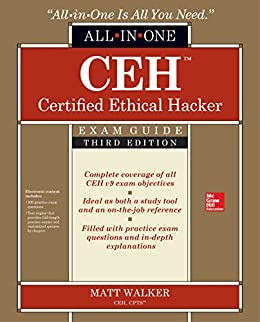 CEH Certified Ethical Hacker All-in-One Exam Guide, Third Edition by [Walker, Matt]
