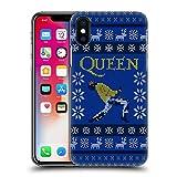 ボヘミアン・ラプソディ11月公開記念 QUEEN クイーン - Freddie Mercury Knitwork ハード case/iPhoneケース 【公式/オフィシャル】