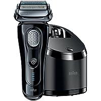 ブラウン メンズ電気シェーバー シリーズ9 9070cc 4枚刃 洗浄機付 水洗い可