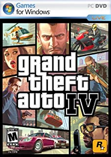 Grand Theft Auto IV (英語版) [オンラインコード] (B005C7880K) | Amazon price tracker / tracking, Amazon price history charts, Amazon price watches, Amazon price drop alerts