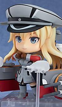 ねんどろいど 艦隊これくしょん ‐艦これ‐ Bismarck[ビスマルク]改 ノンスケール ABS&PVC製 塗装済み可動フィギュア