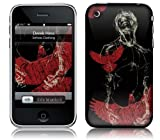 Msic Skins iPhone 3G/3GS用フィルム Derek Hess - Full Eagle iPhone 3G/3GS MSATIP3G0023