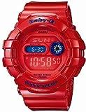 [カシオ] 腕時計 ベビージー BGD-140-4JF レッド