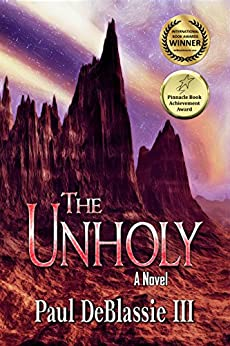 The Unholy by [DeBlassie III, Paul]