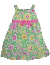 Okie Dokie DRESS ガールズ US サイズ: 4T カラー: グリーン
