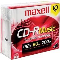 Maxell 625133音楽cd-rs (10pk)