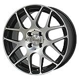 NANKANG(ナンカン) サマータイヤ&ホイール NS-2R 195/50R15 Verthandi(ヴェルザンディ) 15インチ 4本セット