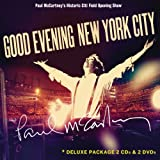Good Evening New York City (Bonus Dvd)
