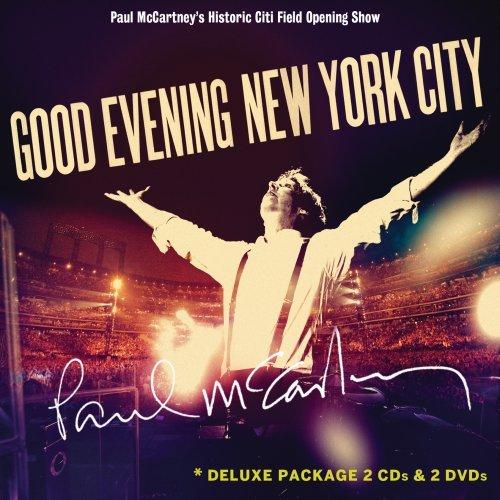 Good Evening New York City (Bonus Dvd)