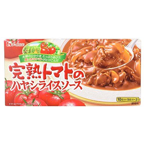 完熟トマトのハヤシライスソース 184g