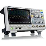 Siglent SDS1104X-E 100Mhz digital oscilloscope 4 channels standard decoder