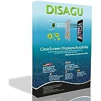4 x DISAGU ClearScreen Casio Exilim EX-Z750対応 画面保護フィルム 雑菌防止 ブルーライトフィルタ 保護フィルム