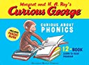 Curious George Curious About Phonics 12-Book Set