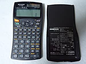シャープ Pythagoras スタンダード関数電卓 10桁 253関数・機能 EL-509F-X