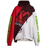 (ヴェトモン) Vetements メンズ トップス パーカー Deconstructed hooded sweatshirt [並行輸入品]