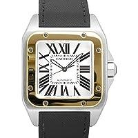 カルティエ Cartier サントス 100 W20072X7 中古 腕時計 メンズ