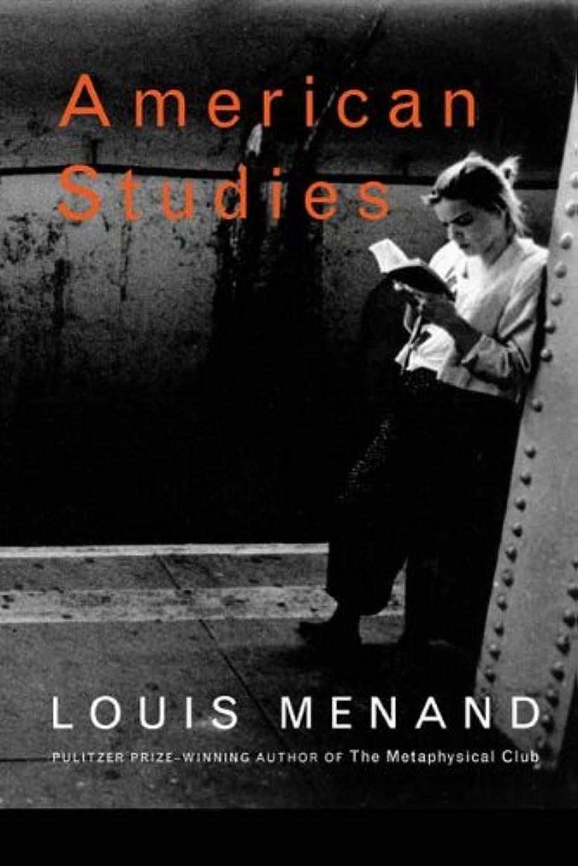 American Studies (English Edition)