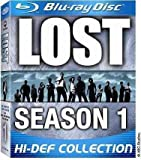 Lost - The Complete First Season [Region A] [Blu-ray]