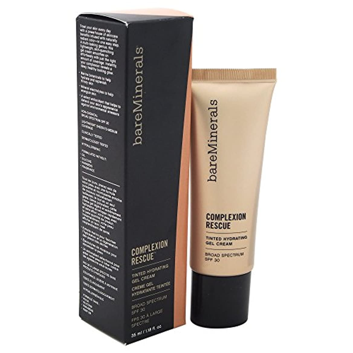 Bare Minerals Complexion Rescue Tinted Hydrating Gel Cream Tan 07 35ml