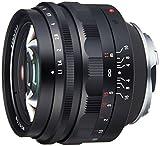 VoightLander 単焦点レンズ NOKTON 50mm F1.1
