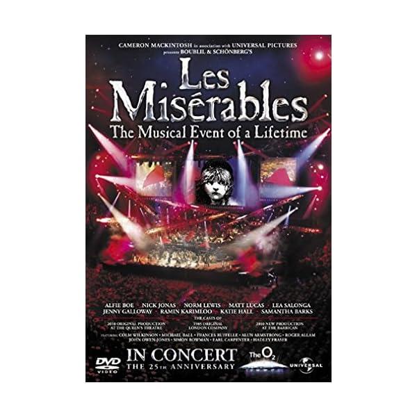レ・ミゼラブル 25周年記念コンサートの商品画像