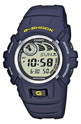 カシオ 腕時計 G-SHOCK 海外モデル G-2900F-2V G-2900F-2 10年電池機能搭載 メモ搭載 メンズ [逆輸入品]