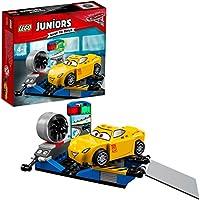 レゴ (LEGO) ジュニア ディズニー カーズ クルーズ・ラミレスのレースシミュレーター 10731