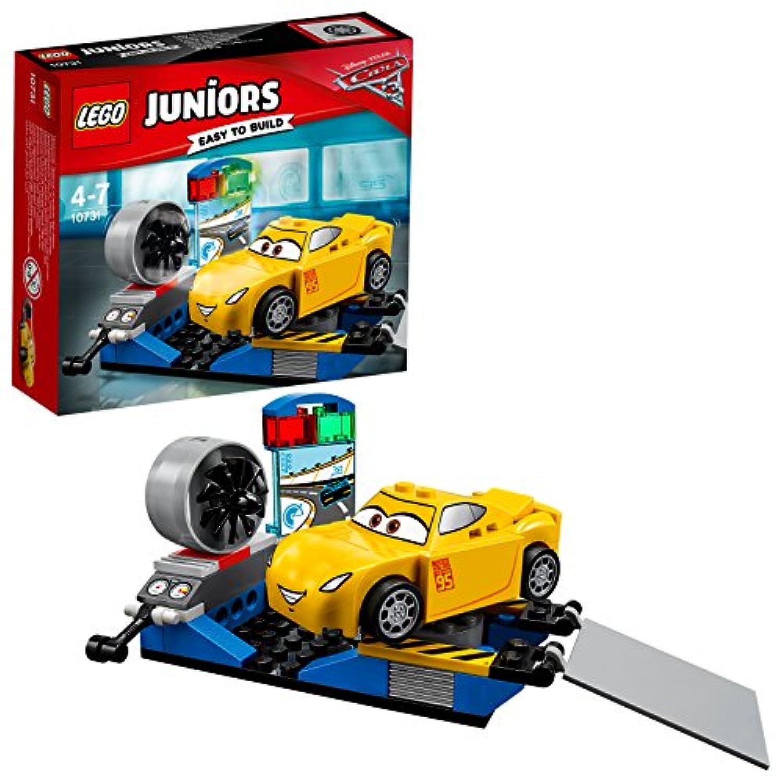レゴ (LEGO) ジュニア ディズニー カーズ クルーズ?ラミレスのレースシミュレーター 10731