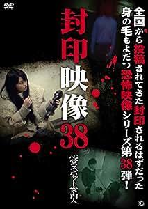 封印映像38 心霊スポット案内人 [DVD]