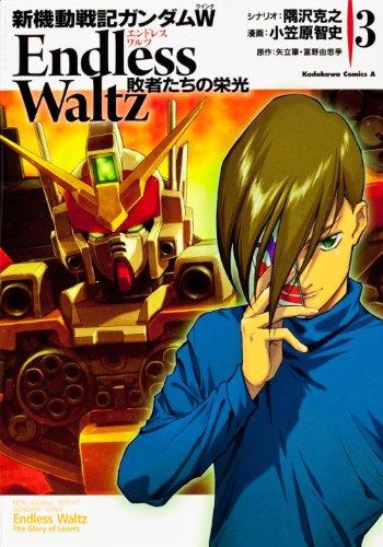 新機動戦記ガンダムW  Endless Waltz 敗者たちの栄光  (3) (カドカワコミックス・エース)の詳細を見る