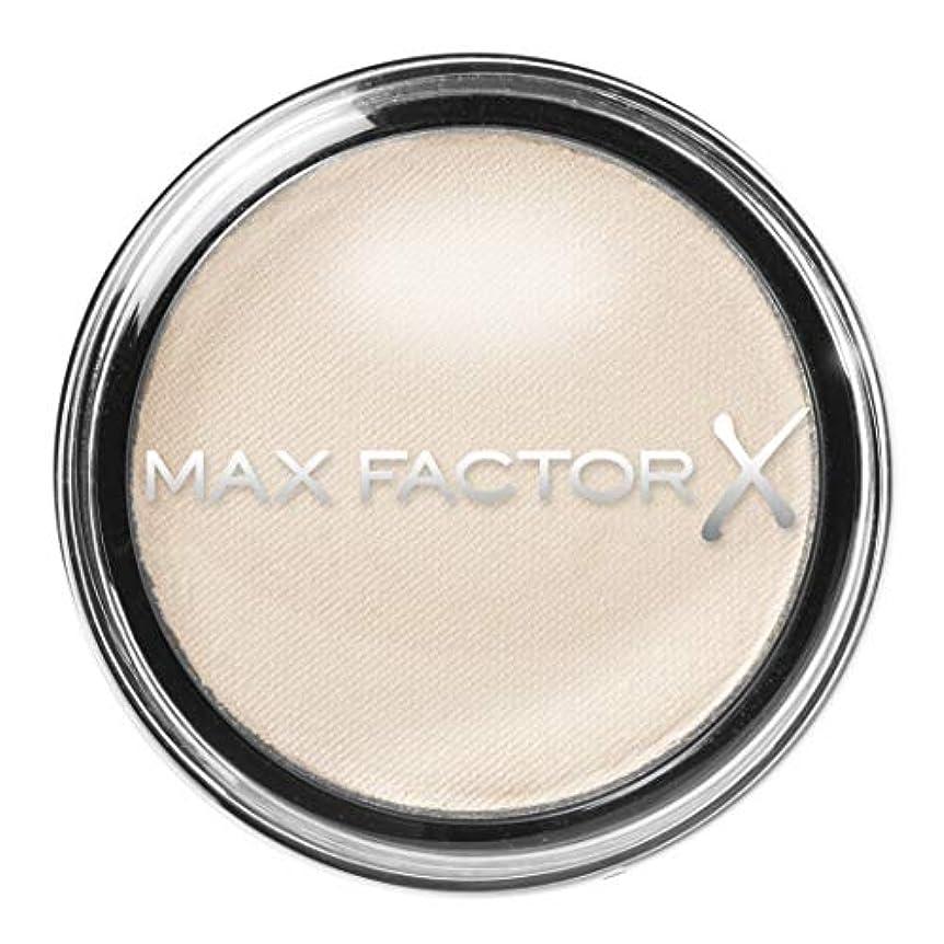 ばかげている瞑想的放射能Max Factor Wild Shadow Pot - 101 Pale Pebble マックスファクターワイルドシャドウポット - 101淡い小石