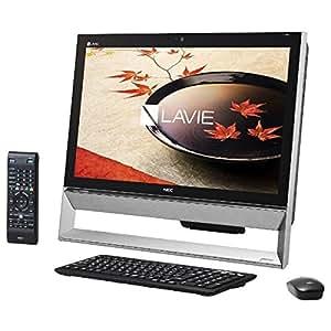 日本電気 LAVIE Desk All-in-one - DA570/CAB ファインブラック PC-DA570CAB