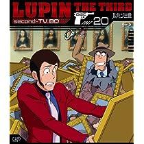 ルパン三世 second-TV.BD-(20) [Blu-ray]