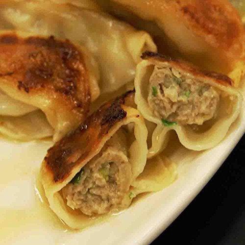 肉のあおやま 苫小牧市認定特産品 苫小牧湧水豚餃子(ギョーザ) 15個入り