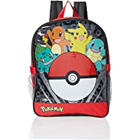 "Pokemon Pocket 15"" Backpack with Lunch Kit"